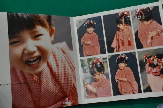 安い七五三写真アルバム