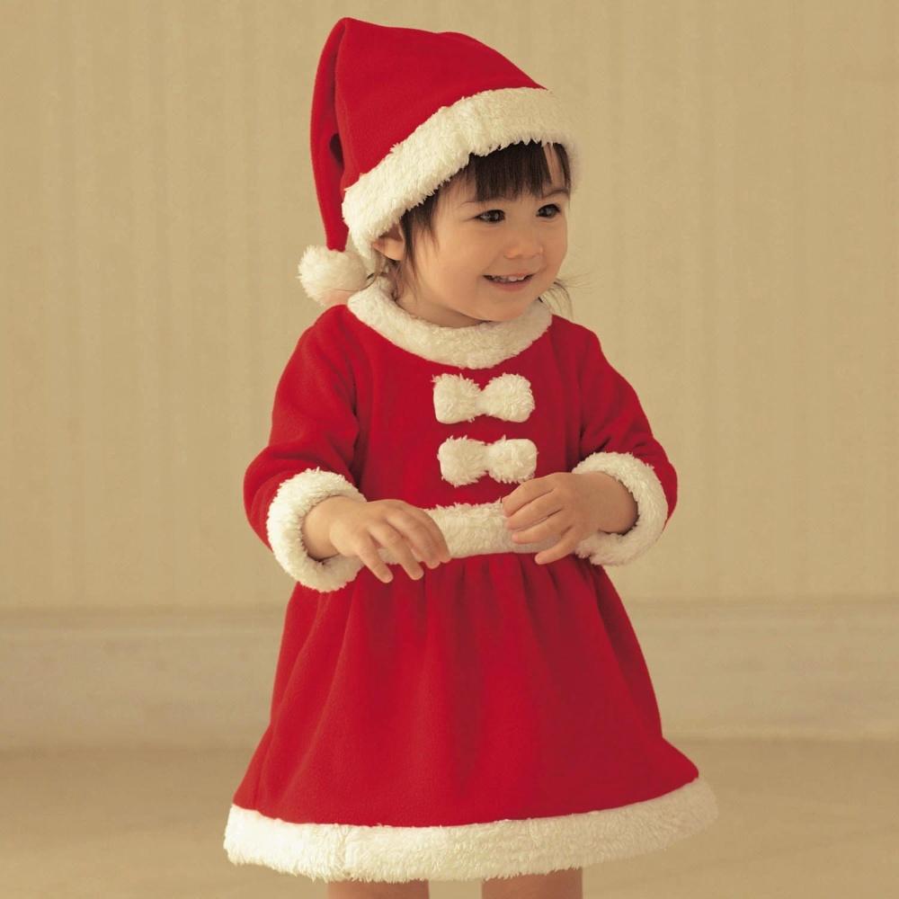 子供用サンタ服・スカート