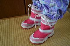 雪遊びの靴