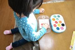 5歳への誕生日プレゼント アクアビーズ