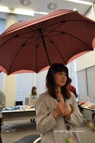 強風でも壊れない丈夫な傘