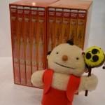 3歳のお子様のプレゼントに!「♪ぼうや~よい子だねんねしな~♪」まんが日本昔話DVDセット