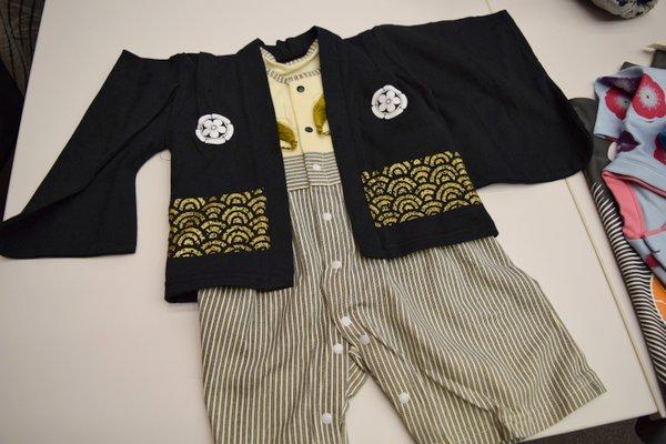 卒園式赤ちゃんの服装