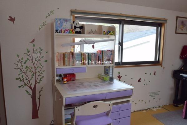 子供部屋におすすめはがせる壁紙シール