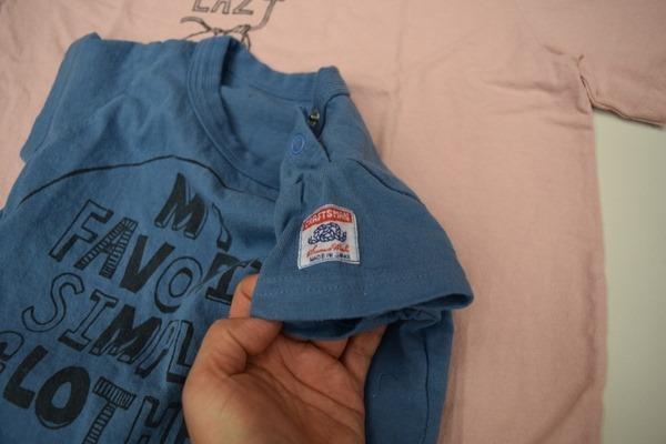 親子お揃いTシャツコーデ