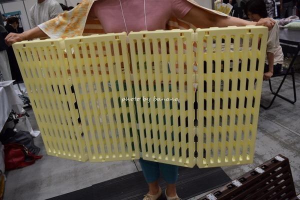 赤ちゃんの寝汗布団のカビ対策にスノコ
