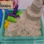2歳3歳さんのプレゼントに!室内用砂遊びおもちゃがおすすめ!!
