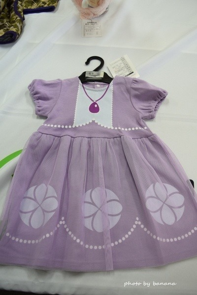 小さなプリンセスソフィア グッズ&ワンピースドレス