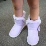 子供用ブーツが安いのにおしゃれでメチャかわいかった件!