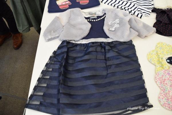 七五三・クリスマス・卒園式まで着られる女の子服装スーツ