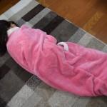 子ども用着る毛布で寝冷え防止!おすすめはコレ!