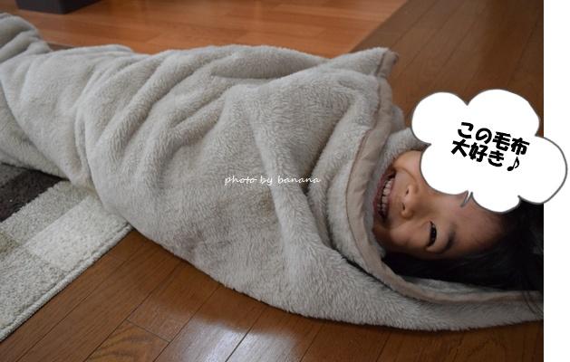 毛布大好き離さない子供におすすめの軽い毛布