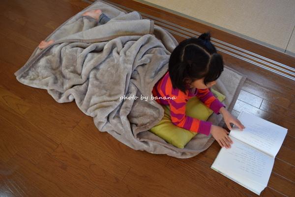 毛布好きで話さない子供のためのフワフワ毛布
