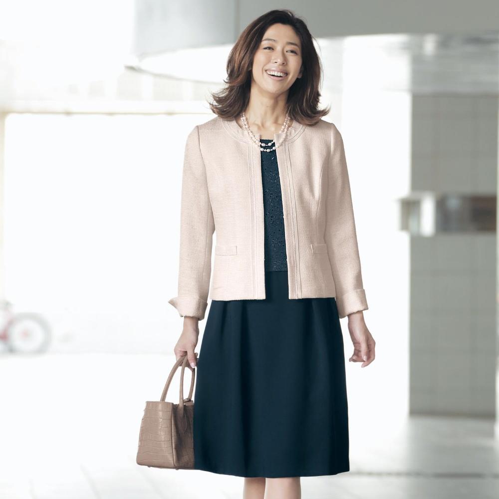 卒園式入学式母親の服装セット