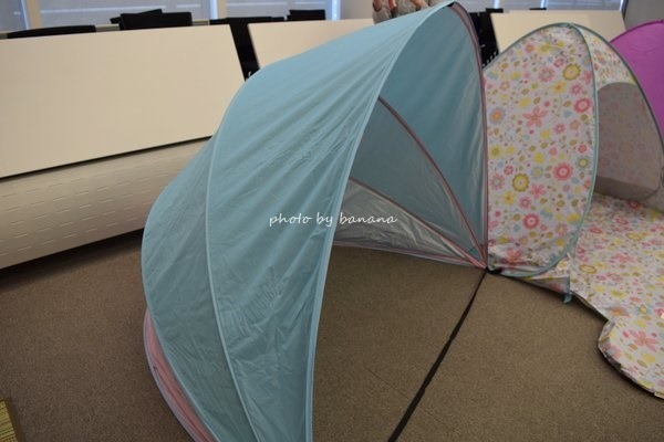 お庭プール用パラソル代わりのおすすめテント