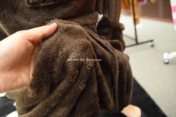 子ども用サイズ着る毛布 グルーニー無印ニトリ