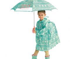 レインコートと傘・長靴のお揃いセット 幼稚園保育園入園準備