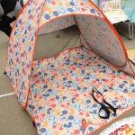 かわいい日よけテント!ディズニー柄サンシェードで子どものテンションも上がるぅ♪