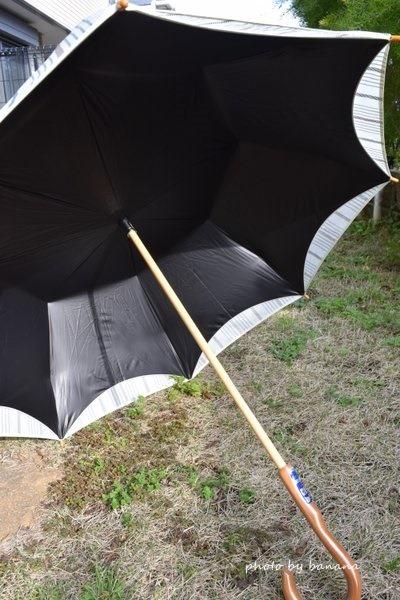 ほぼUVカット100%完全遮光の日傘 30代40代おしゃれ人気