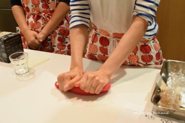 子供と一緒に簡単手作りパン 発酵なし